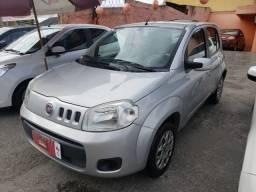 Fiat Uno Flex Completa Nova - 2014