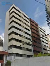 Apartamento com 1 dormitório à venda, 38 m² por R$ 250.000 - Meireles - Fortaleza/CE
