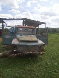 Picape rural Ford Oeiras - 1981