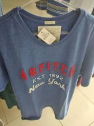 Camiseta tamanho G algodão peruano