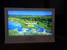 "Tv led 14"" Semp Toshiba com conexao a internet"