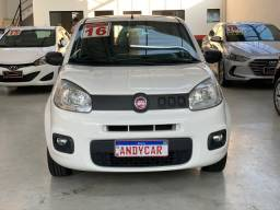 Fiat uno vivace atractive 1.0 2016 flex