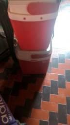 Caixa térmica Cooler 32 litros