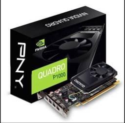 Placa de Vídeo Nvidia QUADRO P1000