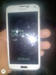 Samsung S5 resistente a água