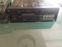 Rádio toca-fitas AC-DELCO GM anos 90.