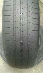 1 pneu 175/70/13 mais de meia vida preço 100 reais tel *