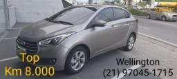 "HB 20S 1.6 Premium * 2017 * Km 8.000 "" WELLINGTON """
