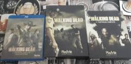 Dvd The Walking Dead - 1º 2º 3º Temporadas