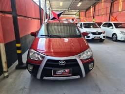 Toyota Etios Cross 2015 1.5 1 mil de entrada Aércio Veículos jgc
