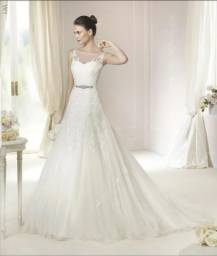 Vestido de Noiva White One Nieves