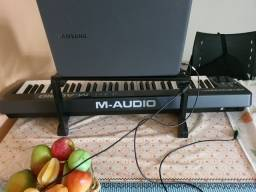 Teclado M-Audio Keystation 61