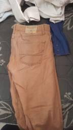 Calça masculina hollister