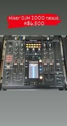Mixer Pioneer DJ - DJM 2000 Nexus