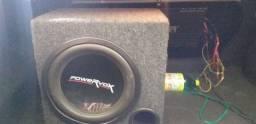 Grave power vox,  toca cd pioneer mixtrax