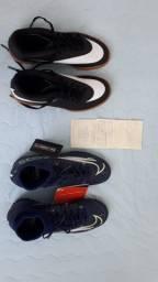 Chuteiras nunca usadas Tam 37, Nike Original, veio dos  USA.