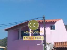 Rd * Ótimas Duas Casas + 2 lojas + 1 Quitinete no bairro Tucuns em Búzios
