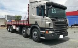 Scania P310 8x2 Carroceria 2013 Top De Linha<br><br>