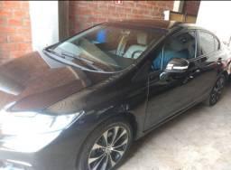 Civic 2015 LXR Automático + Couro