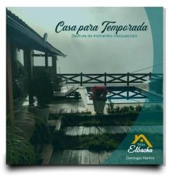 Casa para temporada - Domingos Martins-ES