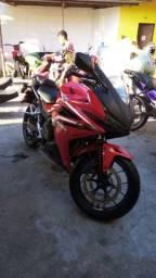 Moto CBR 500r