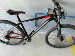 Vendo MTB cannondale trail 6 2018