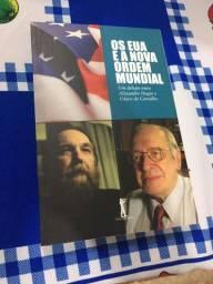 Livro - Eua e a Nova Ordem Mundial