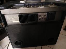 Amplificador para baixo