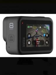 Câmera Gopro Hero 8 Black Special Bundle