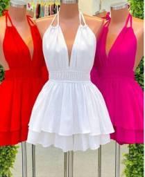 Vestidos e macaquinhos.?  sigam o insta da loja (@boutiquecintiaa).
