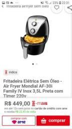 Fritadeira nova Mondial