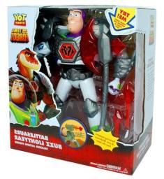 Toy Story Buzz Lightyear Batalhosauro do curta Esquecidos pelo Tempo
