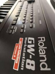 Roland GW _8 Workstation version 2