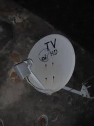 Antena parabólica Oi TV HD