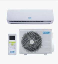 Ar condicionado IKEDA 12.000 BTUs, 220V
