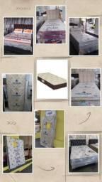 Título do anúncio: colchoes e cama box em promoção