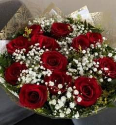 Título do anúncio: Buquês de rosas / buquês de flores