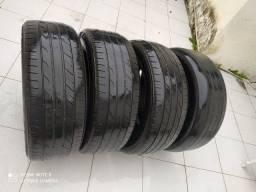Vendo 4 pneus aro 19
