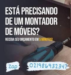 Montador de móveis profissional ótimo preço