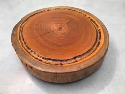 Tábua em madeira maciça