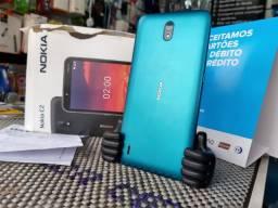 Chego!! Nokia C2 16Gb 2Chip em estado de loja com nota fiscal