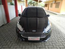Título do anúncio: Ford New Fiesta Sedã 2014 Titanium 1.6 Top de Linha Cambio Manual 67mil km