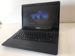 """Título do anúncio: Notebook Samsung-NP275E -6gb - 500gb - Tela 14""""-WIndows 10"""