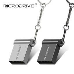 Pen drive USB 2.0 mini Pendrive 32Gb/64gb para músicas arquivos e outros