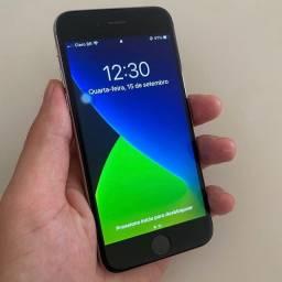 Título do anúncio: iPhone 6s de 128GB Todo Original Bateria Nova Tudo Funciona Sem Detalhes