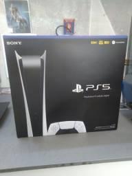 Título do anúncio: PlayStation 5 Edição Digital