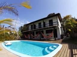 Título do anúncio: Casa para venda tem 250 metros quadrados com 6 quartos em Praia do Rosa - Imbituba - SC