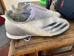 Chuteira society adidas ghost