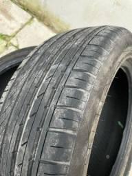 3 pneus Hifly 185/55 R16 estado de zero