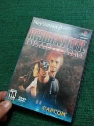 Título do anúncio: Resident Evil Dead Aim original